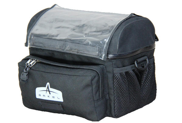 Arkel Big Bar Bag Color: Black
