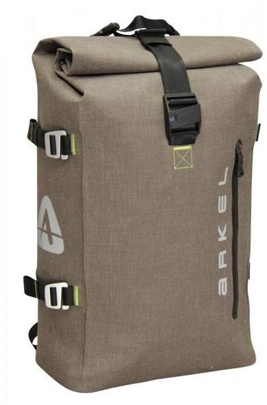 Arkel Drypack Cycling Backpack (Unit) Color: Coffee