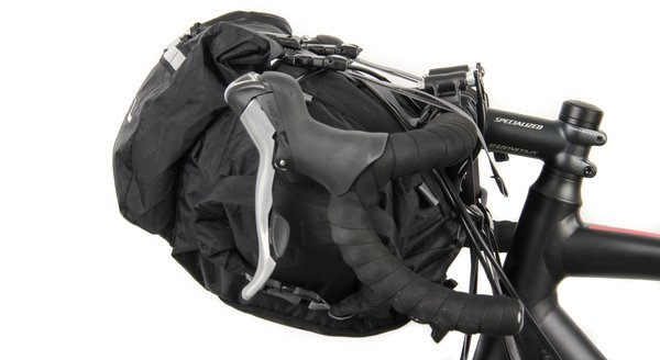 Arkel Rollpacker 15 Front Bikepacking Bag - Full Kit