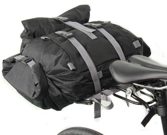 Arkel Rollpacker 25 Bikepacking Seat Bag