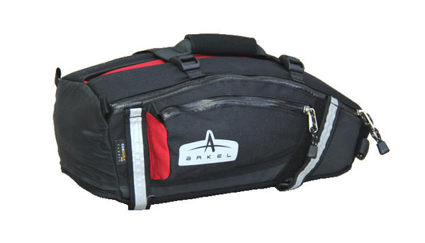 Arkel TailRider Trunk Bag Color: Black