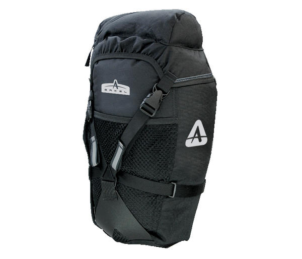 Arkel XM-28 Panniers Color: Black
