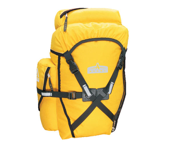 Arkel XM-45 Panniers Color: Yellow