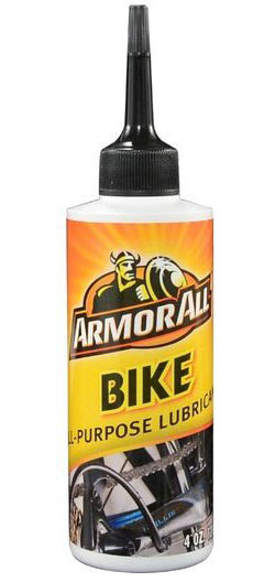 Armor All Bike All-Purpose Lubricant Size: 4-ounce