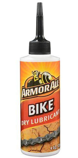 Armor All Bike Dry Lubricant Size: 4-ounce