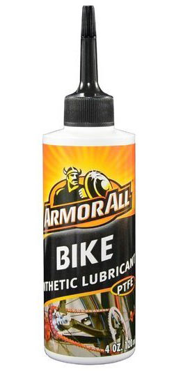Armor All Bike PTFE Synthetic Lubricant Size: 4-ounce