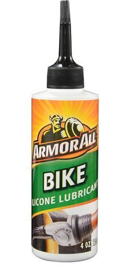 Armor All Bike Silicone Lubricant Size: 4-ounce