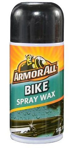 Armor All Bike Spray Wax Size: 5-ounce