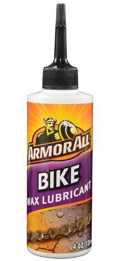 Armor All Bike Wax Lubricant Size: 4-ounce
