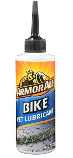 Armor All Bike Wet Lubricant Size: 4-ounce