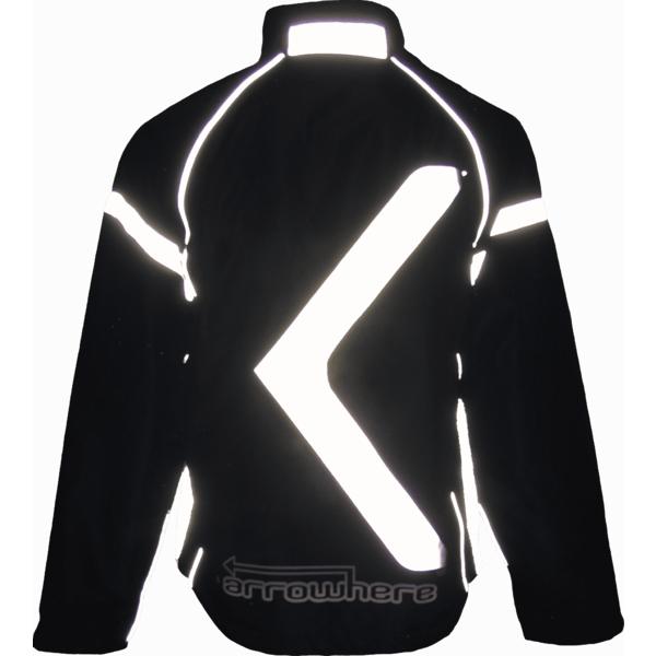 ArroWhere Dark Viz Waterproof Jacket