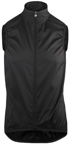 Assos MILLE GT Wind Vest Color: blackSeries
