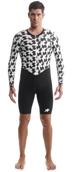 Assos CS.speedfireChronosuit_S7 Color: Holy White