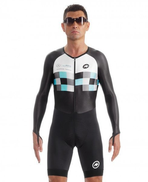 Assos CS.works_teamChronosuit_S7 Color: FF1 Green