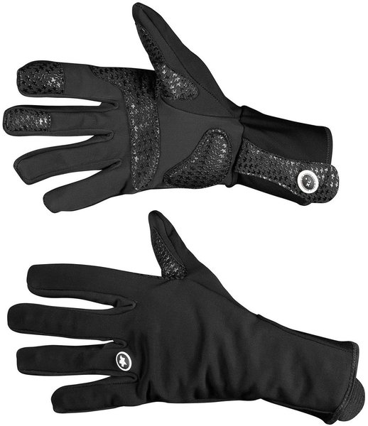 Assos Early Winter Gloves S7 Color: Black