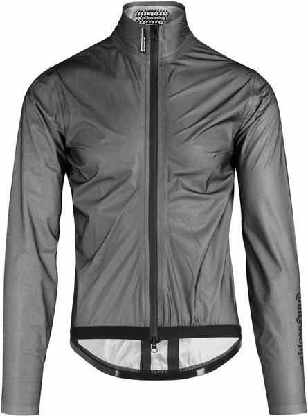 Assos Equipe RS Rain Jacket Color: blackSeries