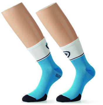 Assos Exploitsocks_Evo7 Color: Calypso Blue