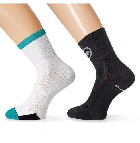 Assos FF1 Sock_Evo7 Color: Klinik