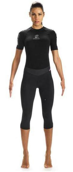 Assos HK.Laalalaiknickers_S7 Lady Color: Block Black