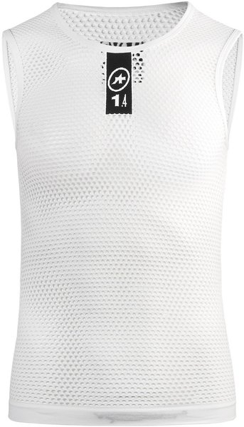 Assos HotSummer NS SkinFoil Evo7 Color: Holywhite