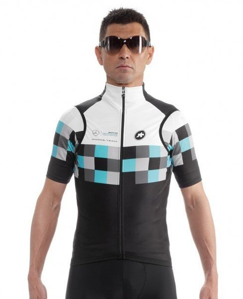Assos iG.works_teamVest_evo8 Color: FF1 Green