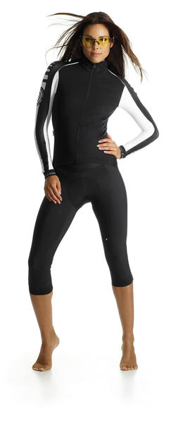 Assos IJ Intermediate S7 Ladies Jersey Color: Black Volkanga