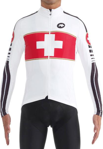 Assos IJ Suisse Olympiakos S7 Long Sleeve Jersey