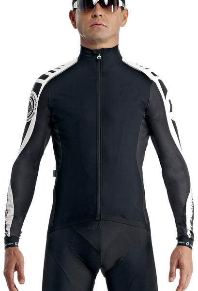 Assos IJ Intermediate S7 Jersey Color: Black Volkanga