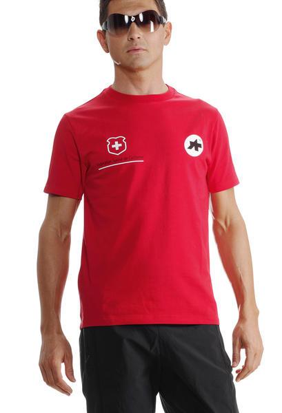 Assos Corporate Equipe Suisse T-Shirt