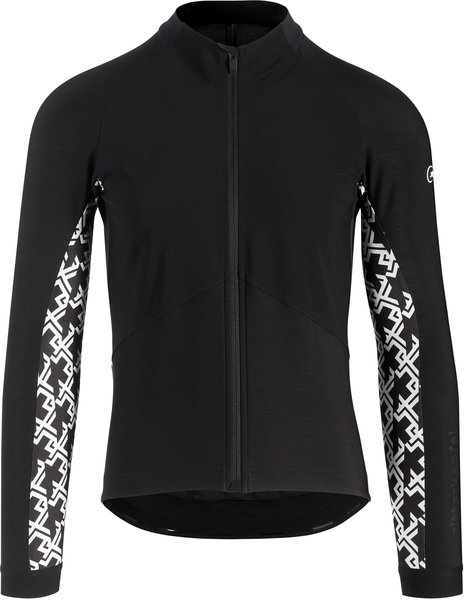 Assos MILLE GT Jacket Spring Fall Color: blackSeries
