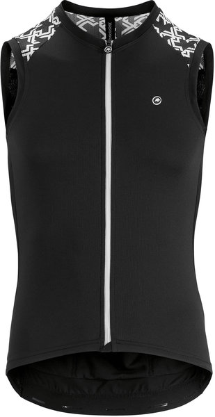 Assos MILLE GT NS Jersey Color: blackSeries