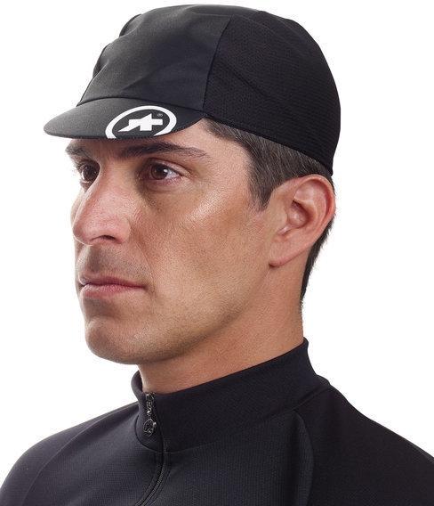 Assos milleCap_evo8 Color: Blackseries