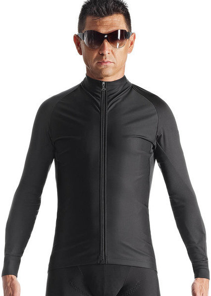 Assos milleintermediateJacket_evo7 Color: Block Black