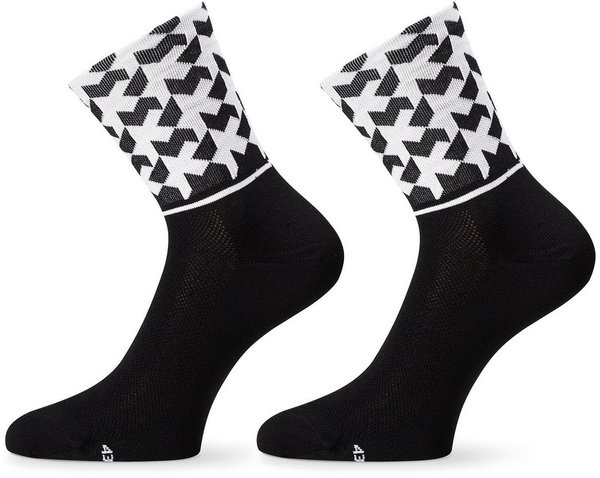 Assos monogramSocks evo8 Color: Blackseries