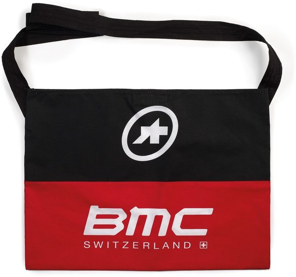 Assos Musette BMC Color: Black/Red