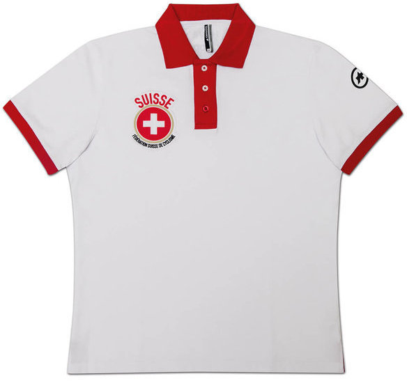 Assos Polo SS Suisse Fed Color: Suisse