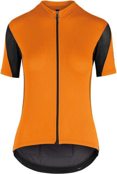 Assos RALLY Women's SS Jersey Color: Open Orange
