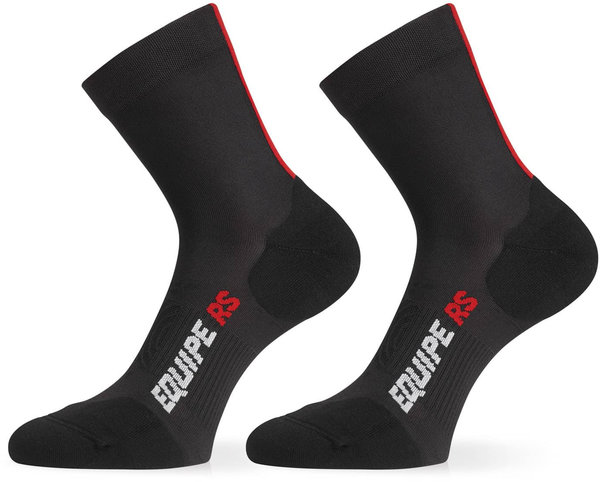 Assos RS Socks Color: BlackSeries