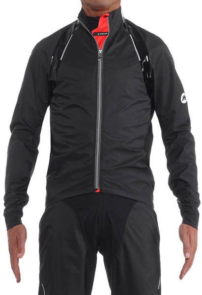 Assos RS.SturmPrinz Jacket Color: Black Volkanga