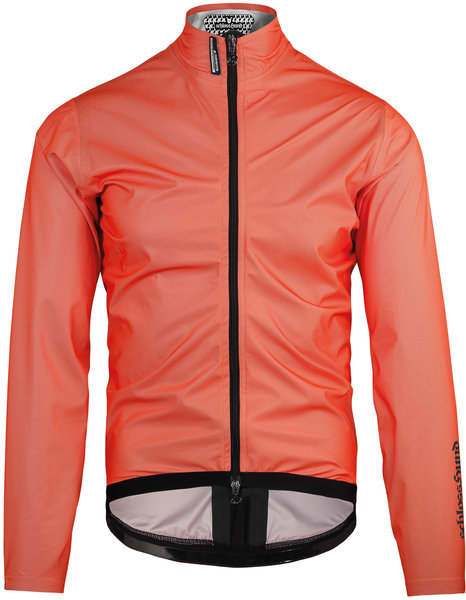 Assos Equipe RS Rain Jacket Color: Lollyred