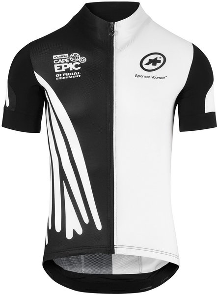 Assos SS.Capeepicxcjersey_Evo7 Color: Holy White