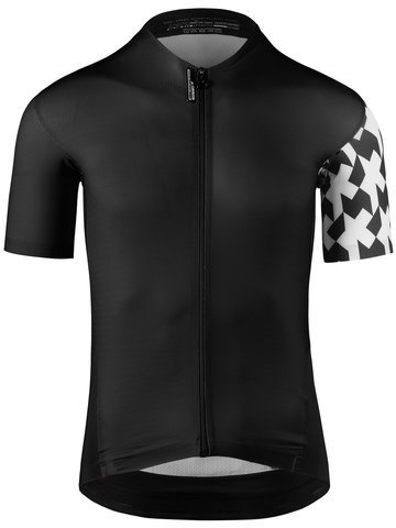 Assos SS Equipe Jersey Evo8 Color: Blackseries
