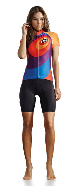 Assos SS Lady Ellisse Jersey Color: Adua