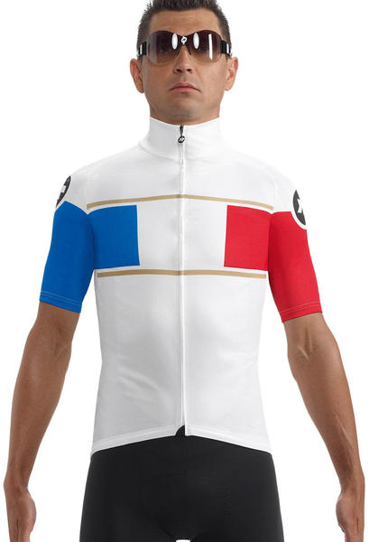 Assos SS NeoPro Jersey Color: France