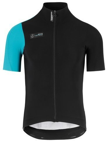 Assos SS.FF_1Jersey_Evo7 Color: FF_1 Green