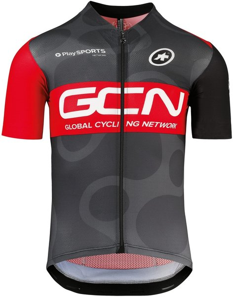 Assos SS.GCN Pro Team Color: Black/Red