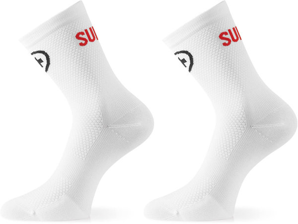 Assos Suisse Fed Socks Color: No Color