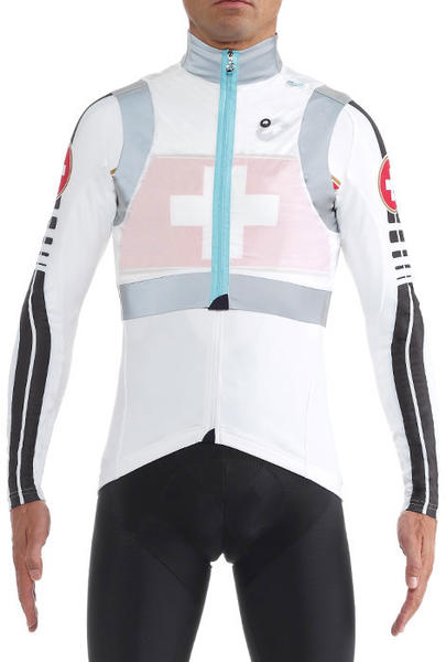 Assos SV Emergency Vest Color: Clear