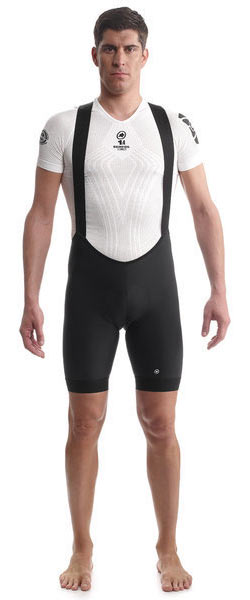 Assos T.milleShorts_S7 Mille Bib Color: Blackseries