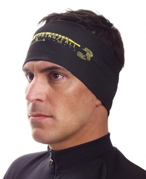 Assos tiburuHeadband_evo8 Color: Blackseries
